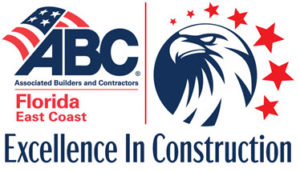 ABC East Florida Excellence in Construction logo