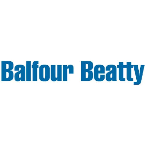 Logo of Balfour Beatty
