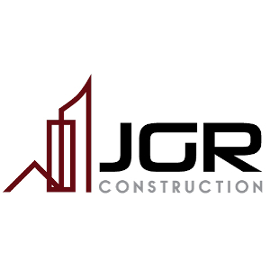 JGR Construction Logo
